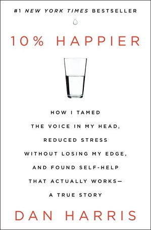 self help books for man - 10% Happier